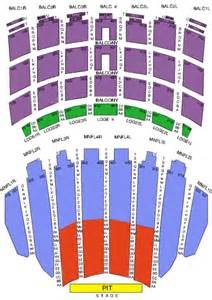 Chicago Theater Seat Map by Chicago Theatre Seating Chart Related Keywords
