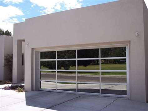Clopay Avante Garage Door Price Garage Door Clopay Avante Clear Anodized Aluminum Frame With Mirror Glass Avante Garage