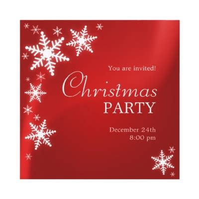 christmas party invitation template powerpoint free