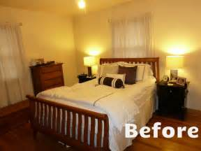 before and after bedroom makeovers bedroom makeover archives b h