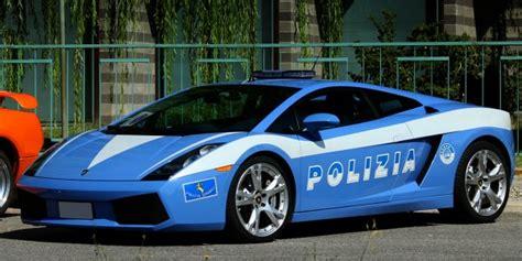 Lamborghini Gallardo Polizia Lamborghini Gallardo Polizia Crashed The Story On