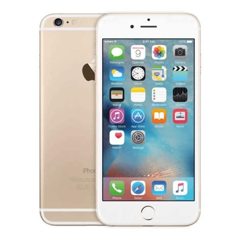 iphone 6 64gb or mobiles reconditionn 233 s 224 neuf apple mobishop etienne