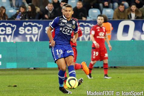 Calendrier Ligue 1 2016 Bastia Axel Ngando 30 01 2016 Bastia Lyon 23e Journee Ligue 1