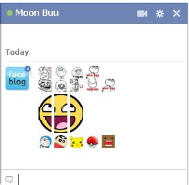 Facebook Chat Meme Faces - ใช อ โม rage faces ใน facebook chat messages ได แล วว นน