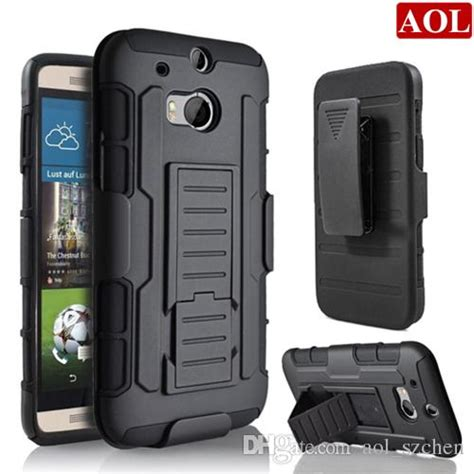 Htc M9 Future Armor Hardcase With Belt Clip Holster Casing Cove for htc one m10 m9 m8 desire 510 626 future armor impact hybrid cover belt clip