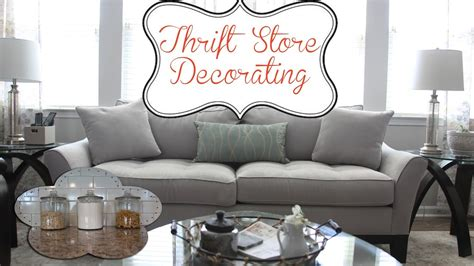 thrift store home decor haul youtube what i found at the thrift store home decorating ideas