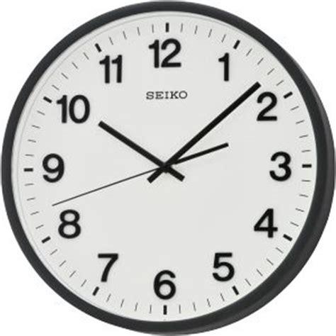 Jam Dinding Seiko Qxa676g Sweep Second jual jam dinding seiko qxa640k quite sweep second 3d numerals toko anak raja