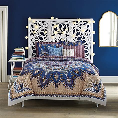 anthology marrakesh vibe reversible comforter set bed bath beyond