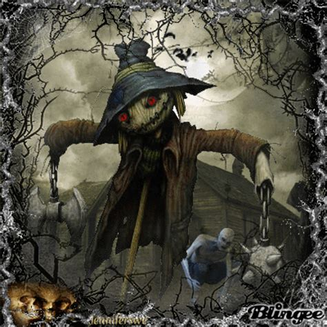 www scary torture scarecrow picture 117313183 blingee com