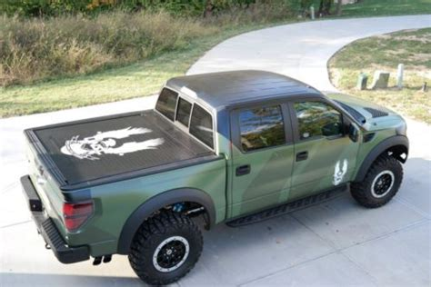purchase new halo edition ford f 150 svt raptor halo
