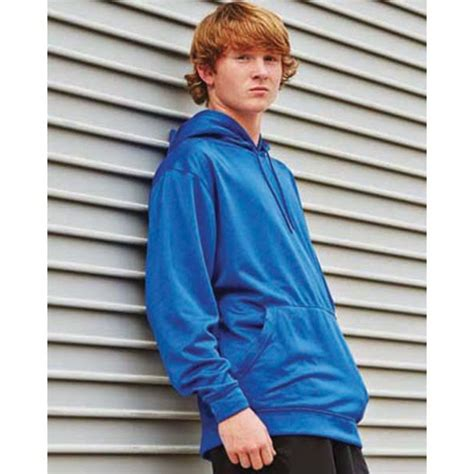 Dodger Pullover Giveaway - adult dodger dri poly fleece pullover hood usimprints