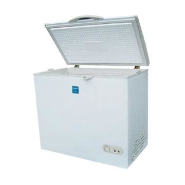 jual sharp frv 200 chest freezer abu abu 195 l khusus