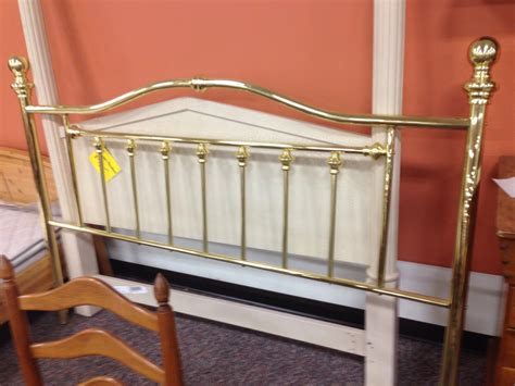 brass headboard king brass king headboard allegheny furniture consignment