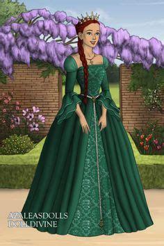 Gamis Fiona princess fiona and prince shrek shrek princesses shrek and prince