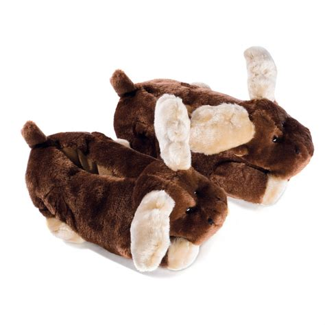 buy slippers for moose plush slippers for adults and children buy