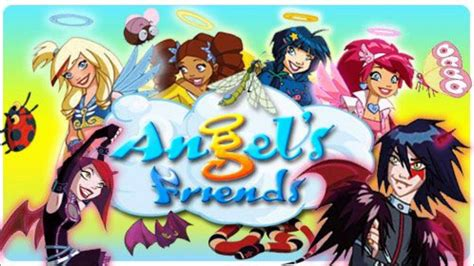 themes facebook anime angel s friends soundtrack theme song 01 hd youtube