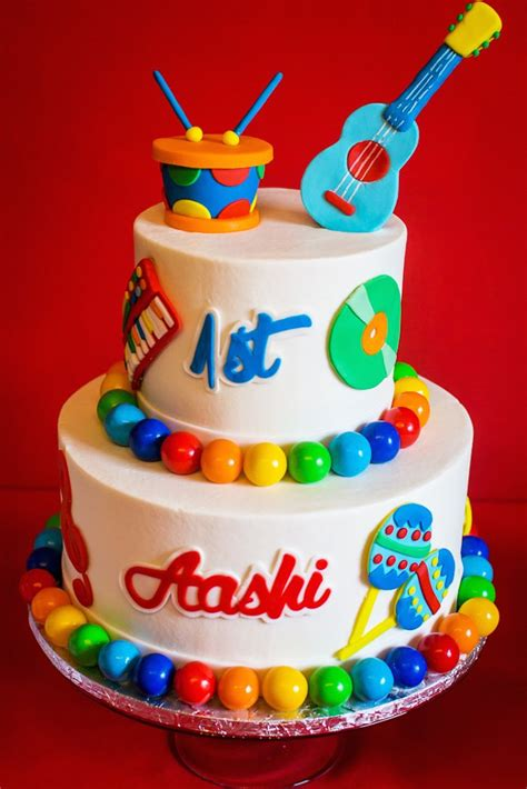 music themed birthday decorations kara s party ideas baby jam musical themed 1st birthday party