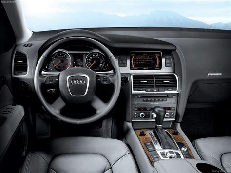 Audi Q7 (2008) picture #14, 1600x1200
