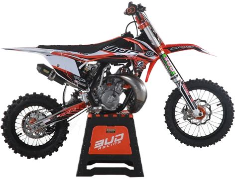 Aufkleber Ktm Sx 50 by Moto Shop Racing Bud Racing Dekor Kit Komplett Ktm Sx
