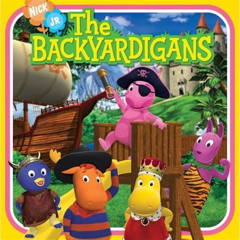 The Backyard Agains by Top Image S Collections The Backyardigans