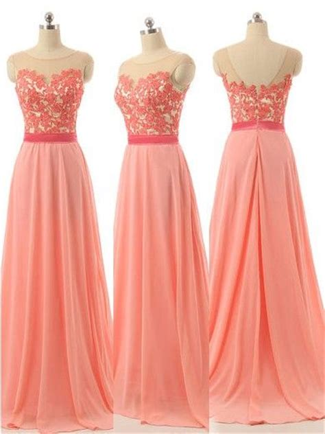 Coral Bridesmaid Dress by 25 Best Ideas About Coral Bridesmaid Dresses On