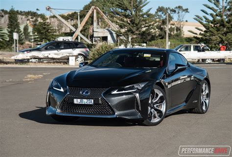 lexus lexus 2017 lexus lc 500h review performancedrive