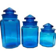 cobalt blue ceramic canister set made in italy italian cobalt blue ceramic canister set made in italy italian