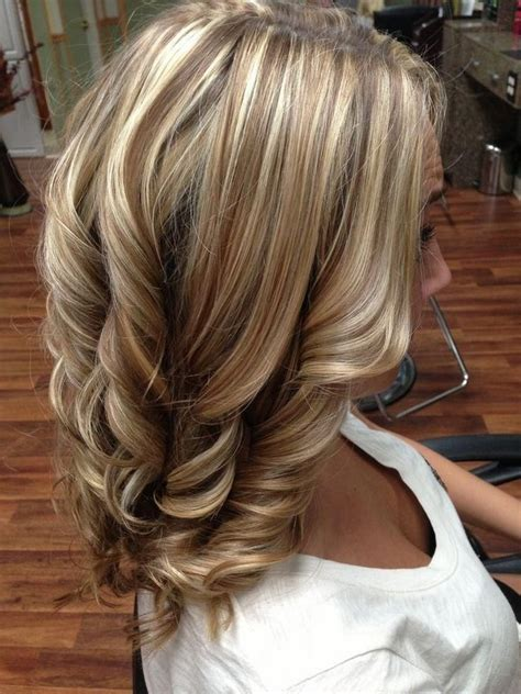 ombre highlights and lowlights for brown hair brown hair with blonde highlights and lowlights