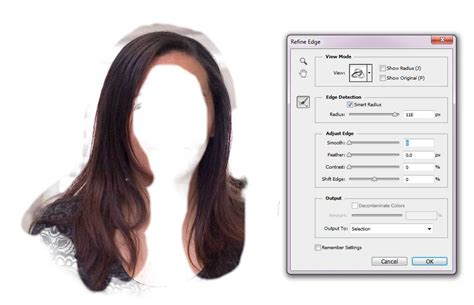 How To Change Hairstyle In Photoshop Cs6 by How To Change Hair Color In Adobe Photoshop