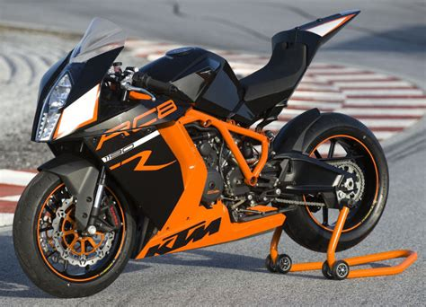 Ktm Rc8 R Ktm Ktm 1190 Rc8 R Track Moto Zombdrive