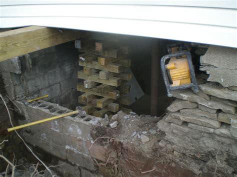 Crawl Space Excavation and Rebuilds