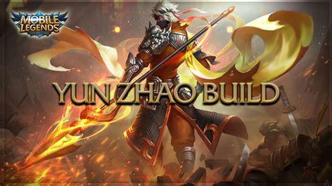 wallpaper hd zilong wallpaper mobile legend yun zhao hd kung wallpaper