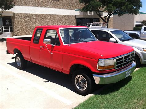 1995 f150 lights 1995 f150 4x4 totally bed liner paint 4 quot lift custom