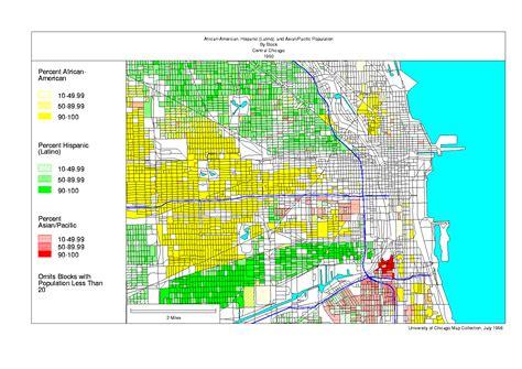chicago map with numbers chicago map with numbers