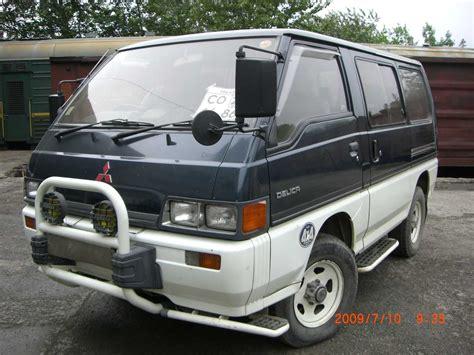 mitsubishi delica for sale used 1990 mitsubishi delica photos 2400cc diesel