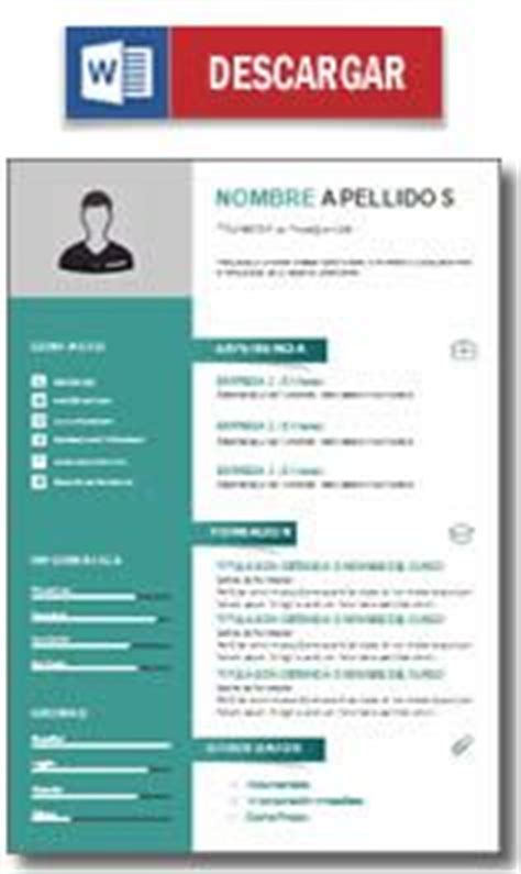 Descargar La Plantilla De Curriculum Vitae 25 Best Ideas About Plantilla Curriculum Vitae On Plantilla Curriculum Word Modelo
