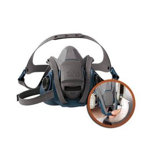 comfortable respirator 3m quick latch niosh and csa z94 4 approved respirator