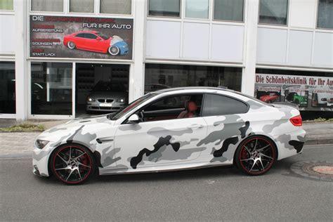 Bmw 330d Aufkleber by Bmw M3 Camouflage Folie