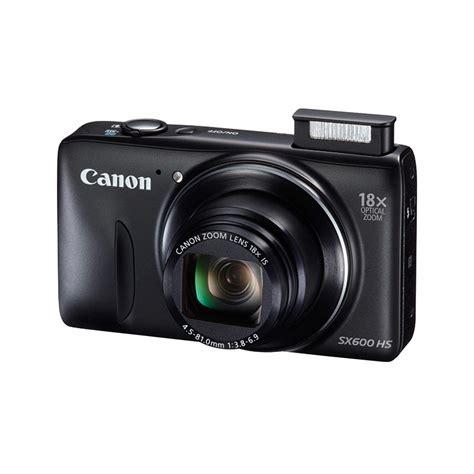 Kamera Canon Powershot Sx600 Hs canon powershot sx600 hs compact zwart