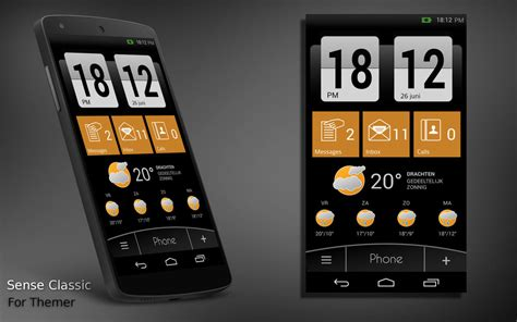 android zooper themes sense classic android zooper theme by homebridge on deviantart