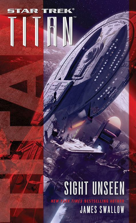 titan fortune of war trek books review trek titan sight unseen treknews net