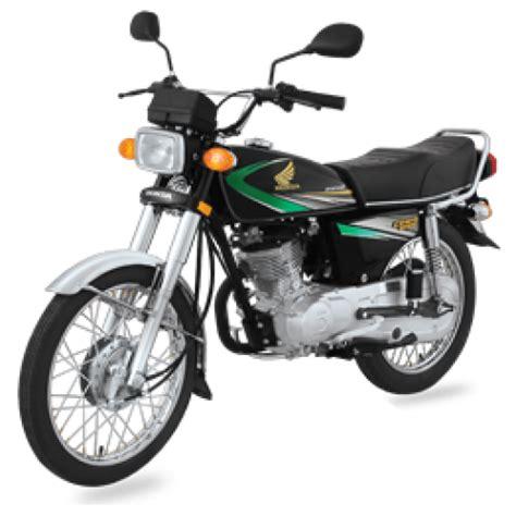Motorrad Honda 125 by Honda Cg 125 Motorcycle Price In Pakistan Honda In