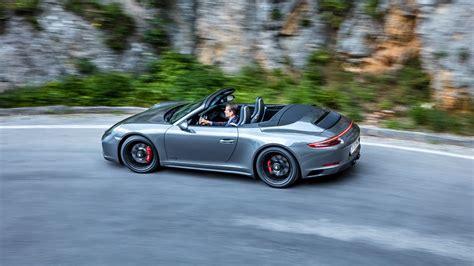 Porsche 911 Gts Preis by Testbericht Porsche 911 Gts Cabrio 2017 Da Bl 228 St Er