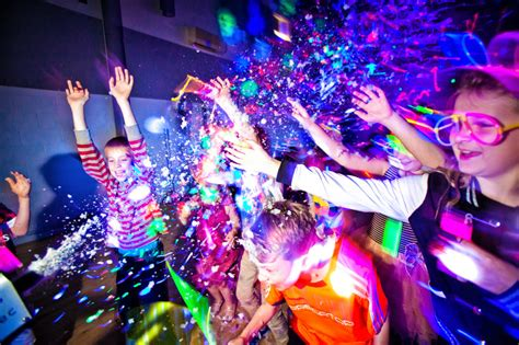 Nice Entertainment Ideas For Company Christmas Party #4: Snow-machine-in-action-uv-glow.jpg