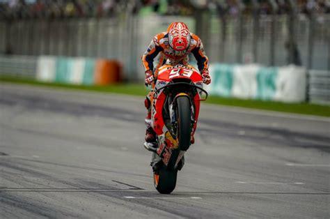malaysian motogp marc marquez remains dominant