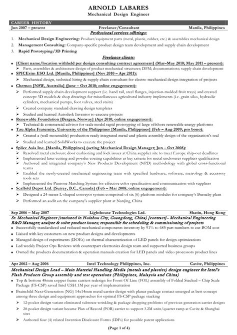 cover letter electrical design engineer electrical design engineer sle resume resume ideas