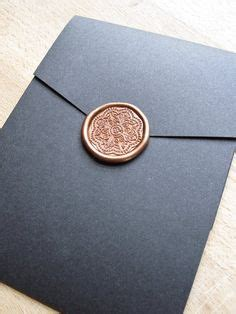 Unique Ways To Seal Wedding Invitations by 1000 Images About Wax Seals On Wax Seals Wax