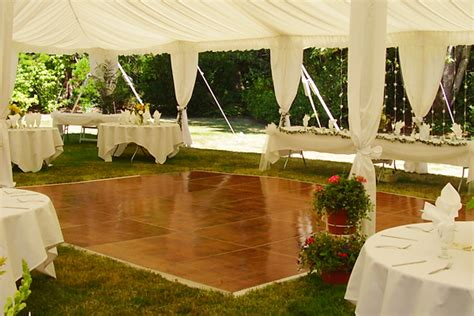 backyard dance floor party solutions china rentals