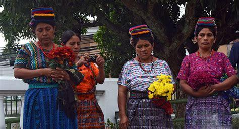imagenes pueblo maya mayas de guatemala buscan justicia en corte interamericana