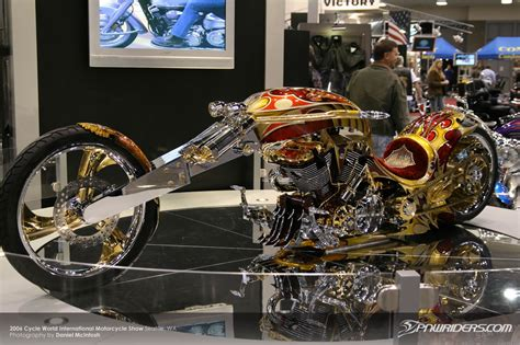 Motorrad Chopper Arten by Goldener Chopper F 252 R 500 000 Dollar Richtigteuer De